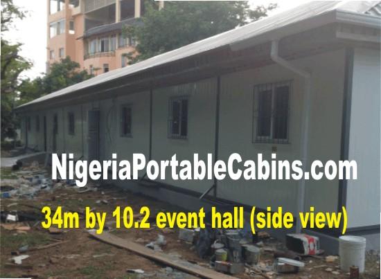events centre builder nigeria
