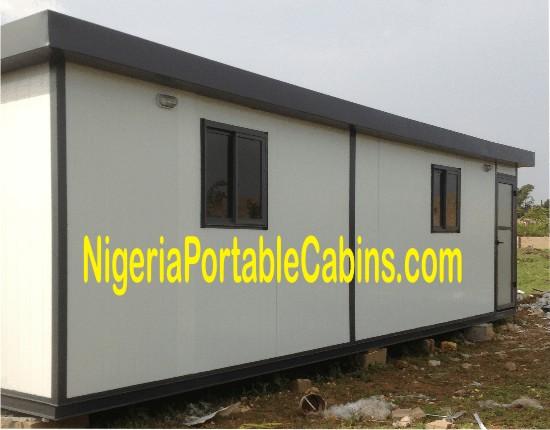 portable cabins lagos nigeria west africa