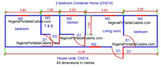 Shipping Container House Plans Nigeria   Free Shipping Container Home Plans  For Your Next Home