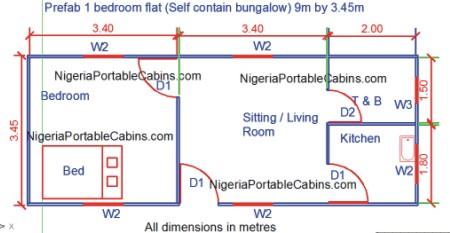container homes nigeria africa