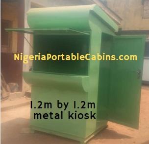 Metal Kiosk For Sale Nigeria