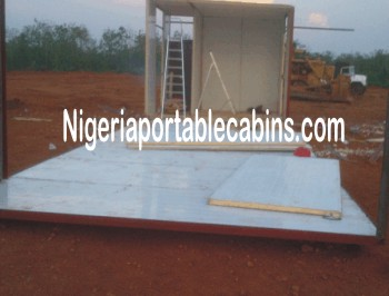 manufactured home construction nigeria