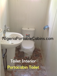 Portable Cabin Toilet Nigeria