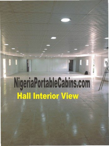 construction of multi-purpose hall for events nigeria